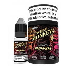 Twelve Monkeys - Harambae 3x10ml