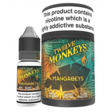 Twelve Monkeys - Mangabeys 3x10ml