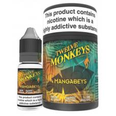 Twelve Monkeys - Mangabeys 3x10ml
