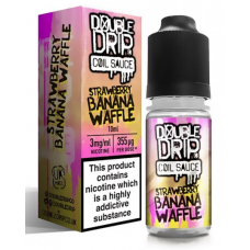 Strawberry Banana Waffle - Double Drip Coil Sauce