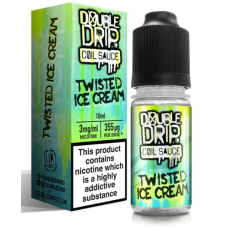 Twisted Ice Cream  - Double Drip Coil Sauce