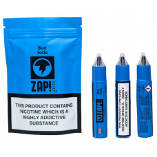 ZAP! Juice - Blue Soda - 3x10ml