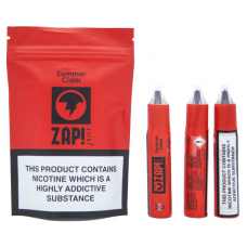 ZAP! Juice - Summer Cider - 3x10ml
