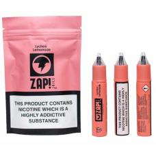 ZAP! Juice - Lychee Lemonade - 3x10ml