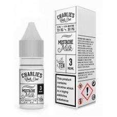 Mustache Milk - Charlie's Chalk Dust