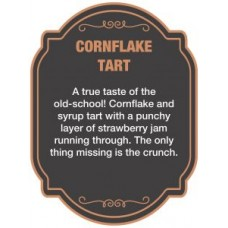 Dinner Lady Cornflake Tart 3x10ml