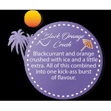 Dinner Lady Black Orange Crush 3x10ml