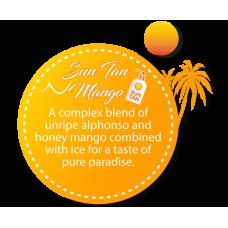Dinner Lady Sun Tan Mango 3x10ml