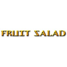 Premium e liquid - Fruit Salad