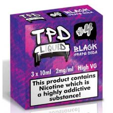 #4 Black Grape Soda  2mg - 3x10ml
