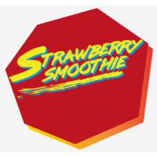 Strawberry Smoothie 3x10ml