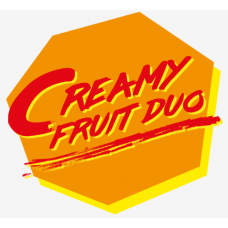 Creamy Fruit Duo 0mg